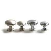 Wholesale Zinc Alloy Handle Knob Pull Modern Round Furniture Door Cupboard Handle Knobs order lt no track