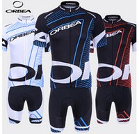 Wholesale sport suit mountain bike kleren abbigliamento maillot ropa ciclismo cycling jersey ORBEA bicycle MTB bicicleta clothing set