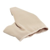 Wholesale 1 Pair Footful Fabric Gel Bunion Pads Protectors Sleeves Shield Big Toe Joint Anti friction Hot New Arrival
