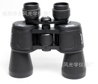 Wholesale New Genuine Bushnell X50 high powered Binoculars HD Blue Film For Sports Camping Hunting