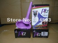 Cheap Medical Grade Silicon PEZ Travel Female Urinal Outdoor For Women Stand and Pee EMS Free Shipping