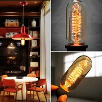 Wholesale E27 Incandescent Bulbs Halogen Bulbs Special lighting Filament bulb Art light bulb vintage retro Edison lamp
