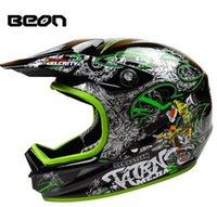 Wholesale Hot sale pc new arrival BEON MX Motorcycle Off road racing helmets downhill bike motocross helmet
