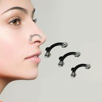 appliance sales - Hot Sales Set Sizes included Man Women Invisible D Nose Appliance T249 Up lifting Warped Nose Beauty Tool