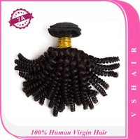 Cheap afro kinky curly clip in hair extensions Best remy hair