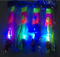Wholesale LED amazing arrow helicopter light up flying arrow umbrella Space UFO Toys for kids