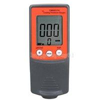 Wholesale CM8801FN um mil Coating Thickness Gauge Paint Coat Width Measuring Meter Paintcoat Tester FN Typ BHU2