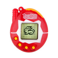 Wholesale High Quality Plastic Virtual Digital Game Machine Funny Cyber Colors Pet Toy
