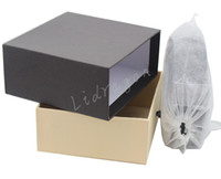 Wholesale Hot Drawer Gift Box Belt Strap Package Storage Box Belts Case Cardboard Boxes Luxurious Present Boxes
