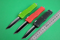Wholesale MICROTECH troodon models knife troodon Folding Pocket Knife Survival Knife Xmas gift freeshipping