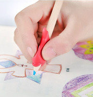 Wholesale Best gift Dolphin fish Wobi child children pencil Wobi students hold a pen writing posture correction
