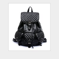best tote bags school - Best sale Women Backpacks Lady Girls Travel Blosas Women Bags Washed Leather Backpacks Rivet Backpacks Student School Bag Hot