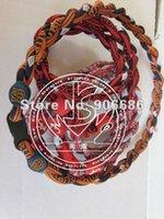 alabama tornadoes - new energy Titanium US Football Tornado Necklaces Alabama Crimson Tide ropes Necklace