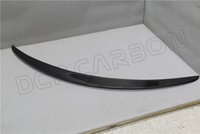 Wholesale For Mercedes Benz C Class W205 Carbon fiber rear trunk spoiler