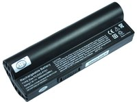 eee pc 4g - 4 Cells mAh Laptop Battery OA001B1000 A22 for Asus Eee PC G Surf Eee PC G Eee PC G Surf Eee PC Laptop
