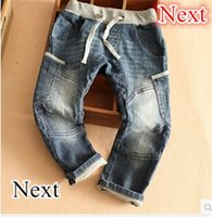 Wholesale New brand NEXT Export high quality fashion children s jeans boy s pants jeans children trousers kids jeans
