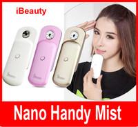 beauty apparatus - iBeauty I Beauty Nano Facial Mist Nanometer Spray Beauty Instrument Mini Sprayer Beauty Equipment Apparatus Steamer