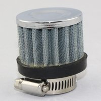 Wholesale auto high flow air filter Winter in modified car exhausts head of mm