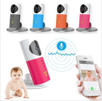 Wholesale Night Vision Wireless Baby monitor Mini IP baby Monitor With Camera Detection Baby Security smart home