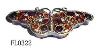 Wholesale Factory outlets butterfly jewelry box jewelry box cartridge box jewelry box butterfly