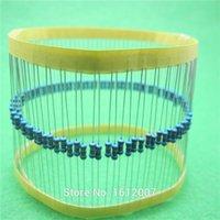 200 x 560 Ohm Resistor 560 R Resistor de película metálica 0. 25W ROHS 1/4W + / - 1% ventas por mayor alta calidad de componentes pasivos