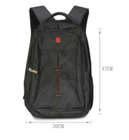 air travel backpacks - Waterproof Muntifunctional quot quot Computer Laptop Backpack Bag School Bag Breathable Business Travelling Sports Bag Backpack Free DHL
