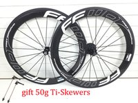 racing bicycle - In stock FFWD F6R c carbon fiber road bike racing wheelset mm clincher bicycle wheels