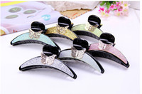 asian dishes - Hair Jewelry New best sellers Backhoes folder headdress hair accessories hairpin Dish made Hair Clips color cheap
