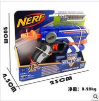 nerf darts - 2015 Newest Nerf Firestrike Light Beam Targeting Elite Dart Series Nerf Gun Brand Toy Gun Brinquedos