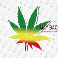 Wholesale Rasta Bob Marley Sticker Decals POT Highway Sticker Plant Leaf Car Decal Window Decal Vinyl Decals bumper sticker
