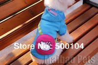 accessories busts - Spring and Autumn new kitty sweater mouth monkey imitation backpack the paragraph pet clothing dog clothes apparel feet bust