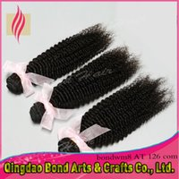 Cheap afro kinky curly hair 5a Indian virgin hair 3 or 4 pcs lot 10--32inch weave hair 100% remy human hair can be bleached dyed no shedding&lice
