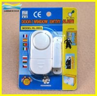 Wholesale Wireless Door Window Entry Burglar Home Alarm Safety Security Guardian Protector Magnetic Sensor Security Alarms RL
