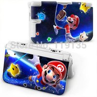 Wholesale Japan Original New sale ABS super mario DSLL For DSXLGame Cartoon Protection hard Case Cover
