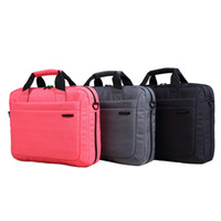 Wholesale Zipper Sleeve Carrying Handle Bag Shoulder Messenger Briefcase Computer Bag quot Inches for MacBook Pro Retina Ultrabook Laptop C2506