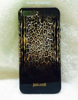Cheap Wholesale-15 color Phone case For iphone 4 4S Case Luxury Puro Just Cavallis Leopard Snake Print TPU Soft Cases Silicon Cover for iphone 4