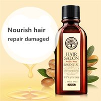 Wholesale 2015 Hot ml Argan Oil Hair Care Nourish Scalp Treatment Smooth Damaged Dry Repair Maintenance Keratin Beauty Women Necessary