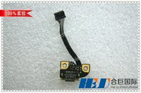 Wholesale New DC In Power Jack Board with Cable Connector for Macbook Pro quot A1278 A1286 for A