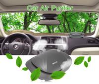 Revisiones Air purifier-De los Estados Unidos! iRULU coche purificador de aire fresco Cleaner 816 Esterilizador Más fresco con sensores de tres colores luz indicadora