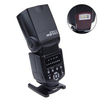 Wholesale WANSEN new large guide number manual speedlite supporting M modes by epacket good quality new arrival ZM00081