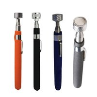 Wholesale Stainless Steel Portable Telescopic Easy Magnetic Stick Pick Up Rod Tool LB Heavy Duty Random Color