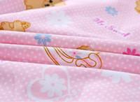 Al por mayor-1,2 kg edredón de seda hecho a mano ropa de cama de bebé traje de bebé edredón de seda pura 100% de 120cm * 150cm precio de fábrica del envío