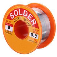 best flux cored wire - Best Price mm g Rosin Core Solder Tin Lead Flux Soldering for Welder Iron Wire Reel