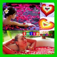 Wholesale Romantic love roses soap flowers gifts colorful rose flowers