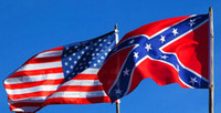 Wholesale 2015 Hot sale Two Sides Printed Flag Confederate Rebel Civil War Flag National Polyester Flag