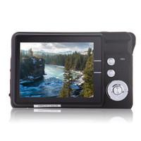 Wholesale 3 Colors New HD Mini Digital Camera MP quot TFT x Zoom Smile Capture Anti shake Video Camcorder