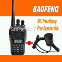 amateur radio communications - DHL Freeship baofeng uv b5 dual band vhf uhf amateur radio communication two way intercom uvb5 walk talk pofung speaker