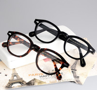 eyeglasses - Blonde Black Tortoise Crystal Black Crystal Eyeglass Frame glasses frame sz S M L