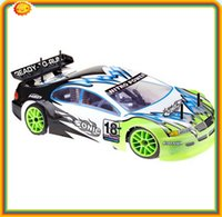 Wholesale Original new SONIC Nitro Gas RC Car WD RC Car Nitro On Road Car