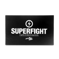 Wholesale SUPERFIGHT Card Game Cards Card Core Deck Games Super Fight Trading Card Game For Hallowmas Christmas Gift Party Game Factory